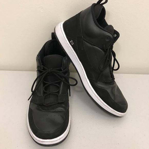 Nike Men Air Jordan 23 Black Sneaker Shoes 11